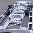 Stackable Yacht Cradle